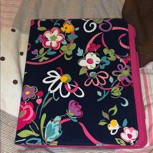Vera Bradley iPad cover